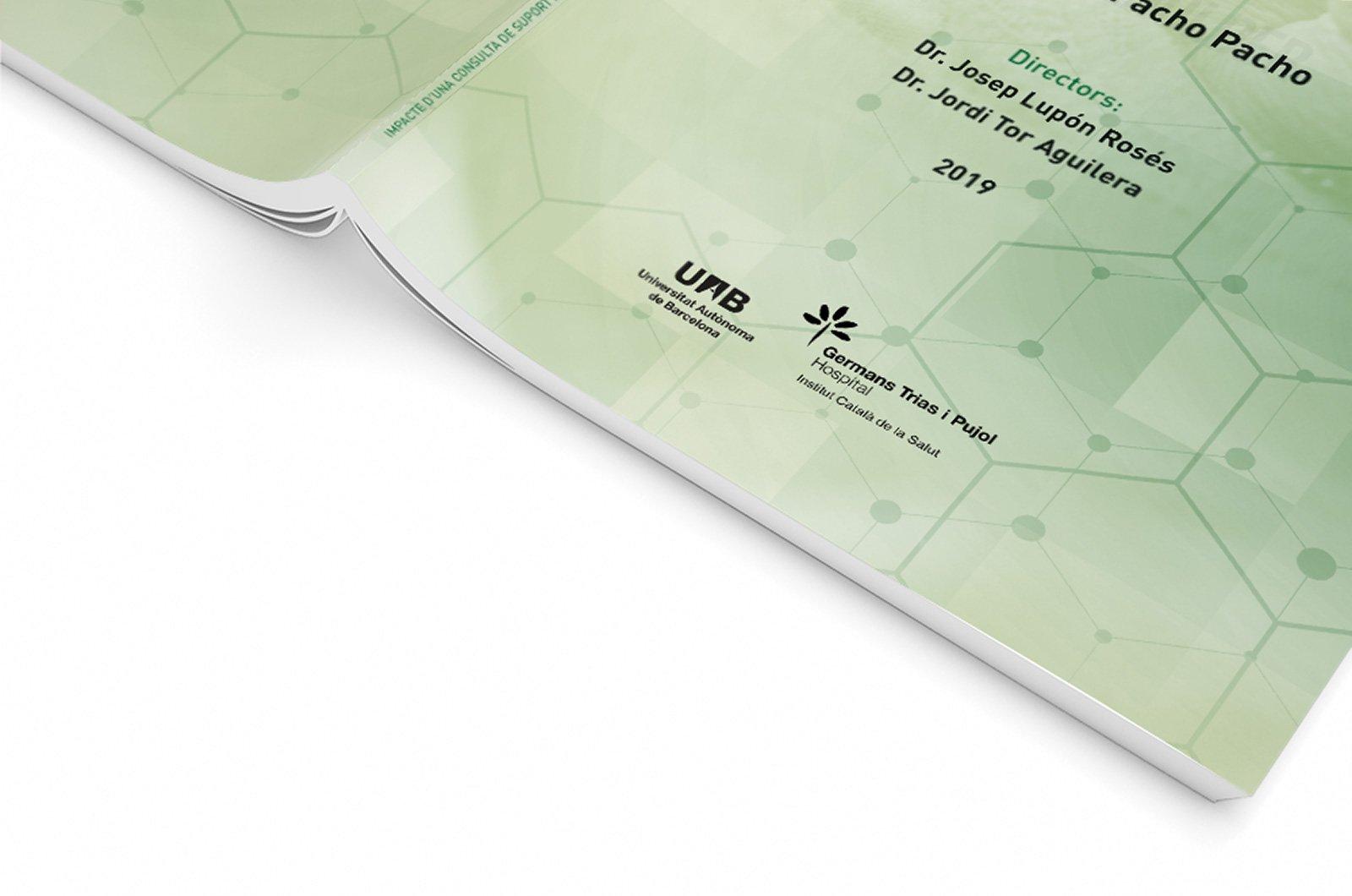 detall portada tesi doctoral de C. Pacho